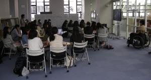 2016年東京家政大学DET実施中2